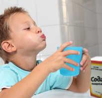 Гнойнички во рту у ребенка