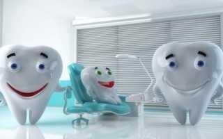 Как восстанавливают зуб