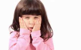 От зубной боли детям от 5 лет