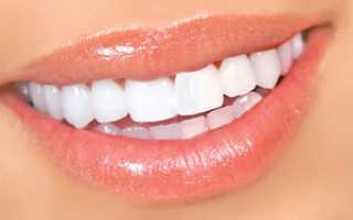 Отбелить зубы перекисью