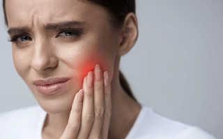Боль в зубе после пломбирования при надавливании