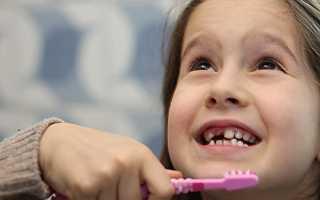 Сколько зубов у детей в 6 лет