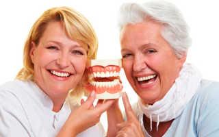 Не могу привыкнуть к зубным протезам