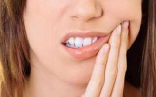 Болит зуб под мостом что делать