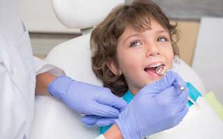 Есть ли у молочного зуба корень