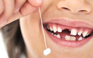 Как растут детские зубы