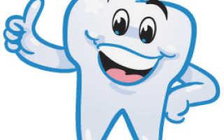 В лунку после удаления зуба попала пища